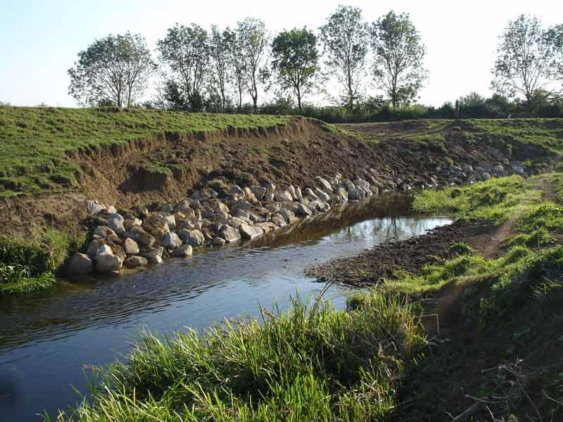 River Restoration and Habitat Enhancement Works   Ecology Link