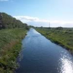 Fen waterway