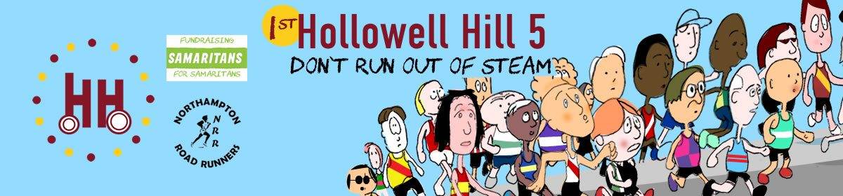 Hollowell Hill 5 Road Race July 21st 2019 in Northamptonshire